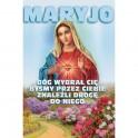 Maryjo. Bóg wybrał Cię