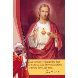 Wszystkie łaski za sprawą Serca Jezusa