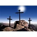 37. Trzy Krzyże. Tło do Grobu Pańskiego