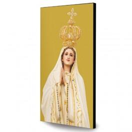 Ikona. Matka Boża Fatimska