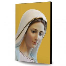 Ikona. Matka Boża z Medziugorie