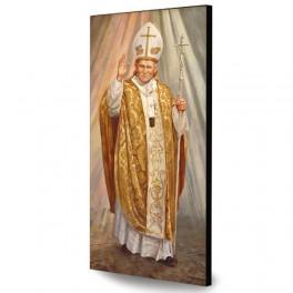 Ikona. Papież Bł. Jan Paweł II