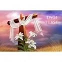 Krzyż Zmartwychwstałego Jezusa. Twój cytat